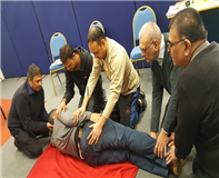 First Aid at Work & AED